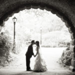 iconic central park wedding