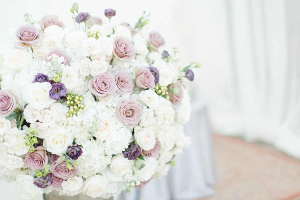 Lavender_Silver weddings