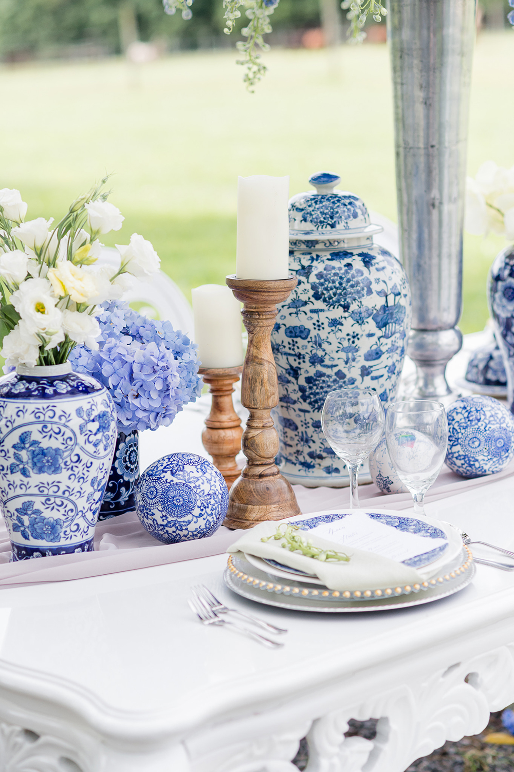 chinoiserie wedding